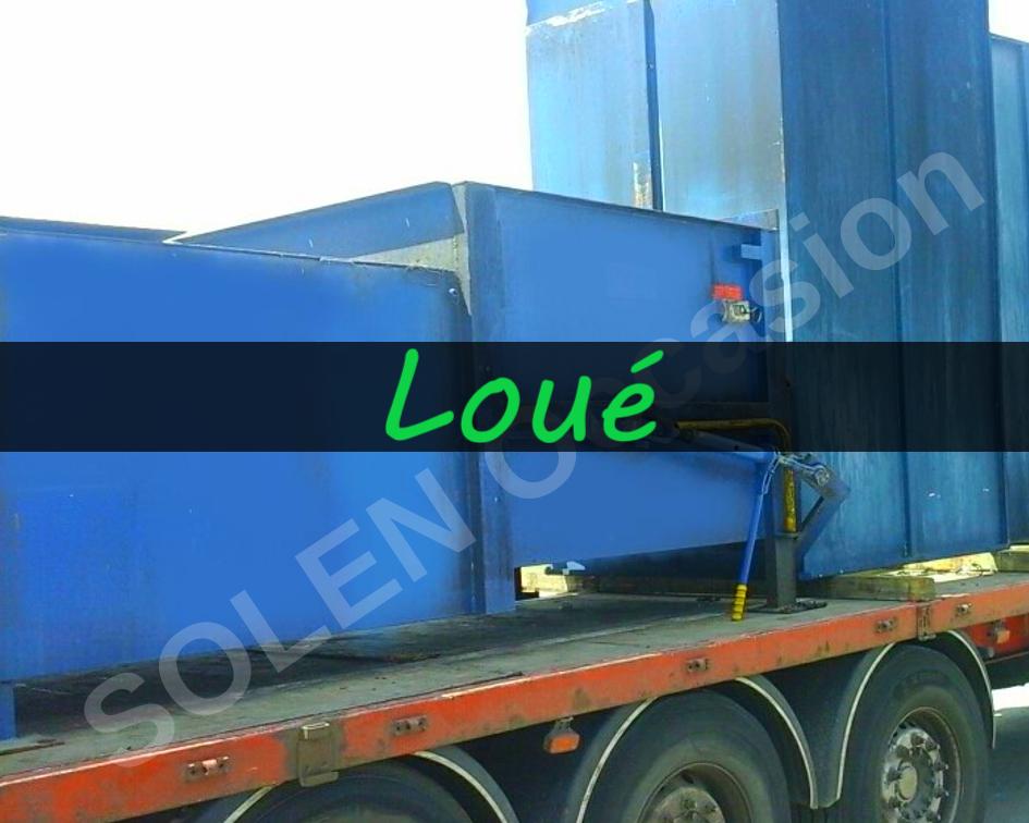Compacteurs Poste Fixe long TFL 3600 - 2