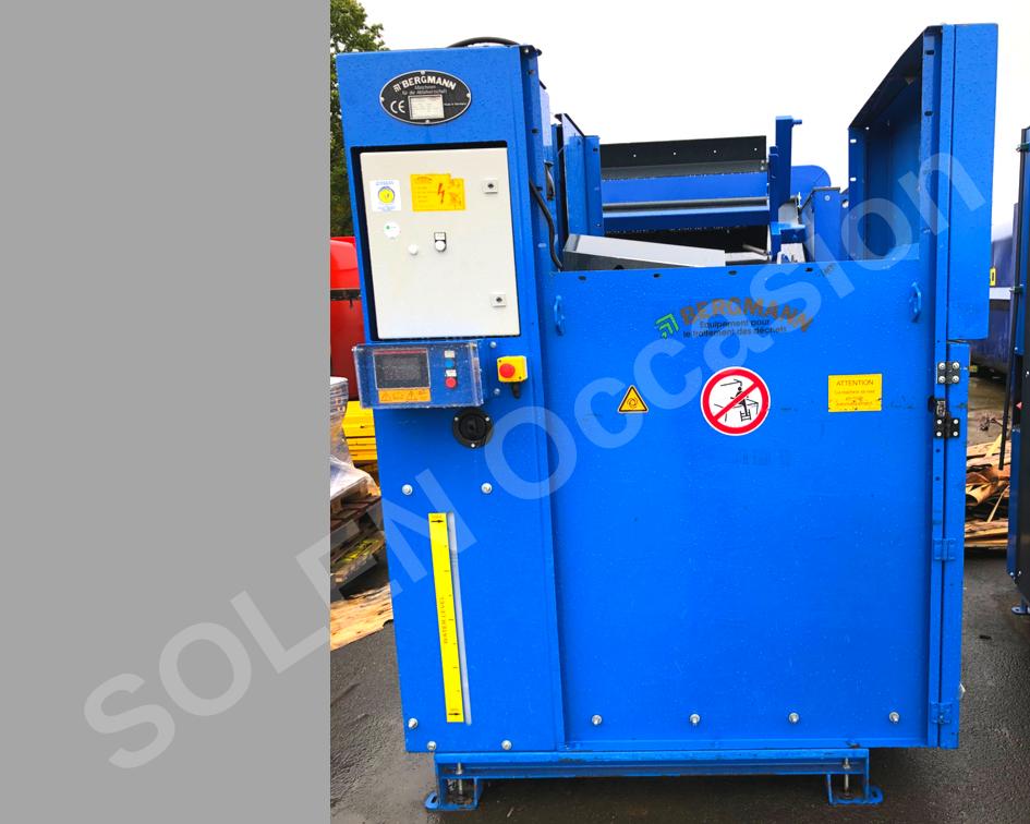 ROTOS Compacteurs - Sacs 1400 e BERGMANN - 9