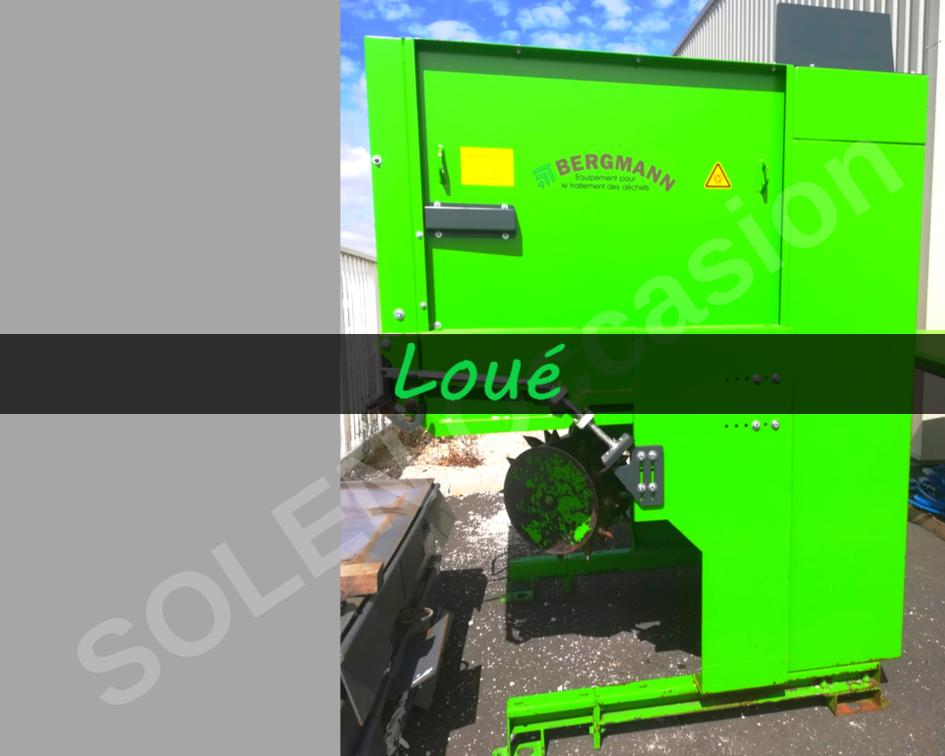 ROTOS Compacteurs - Bacs 1100 e BERGMANN - 4