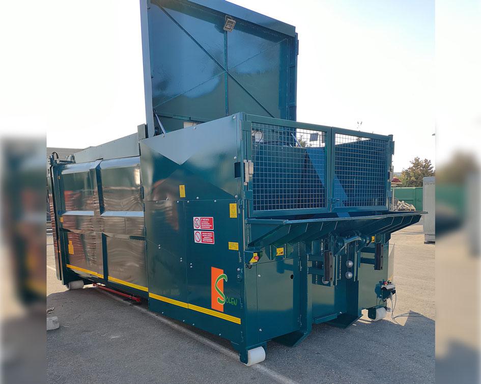 ESA - Les compacteurs solaires