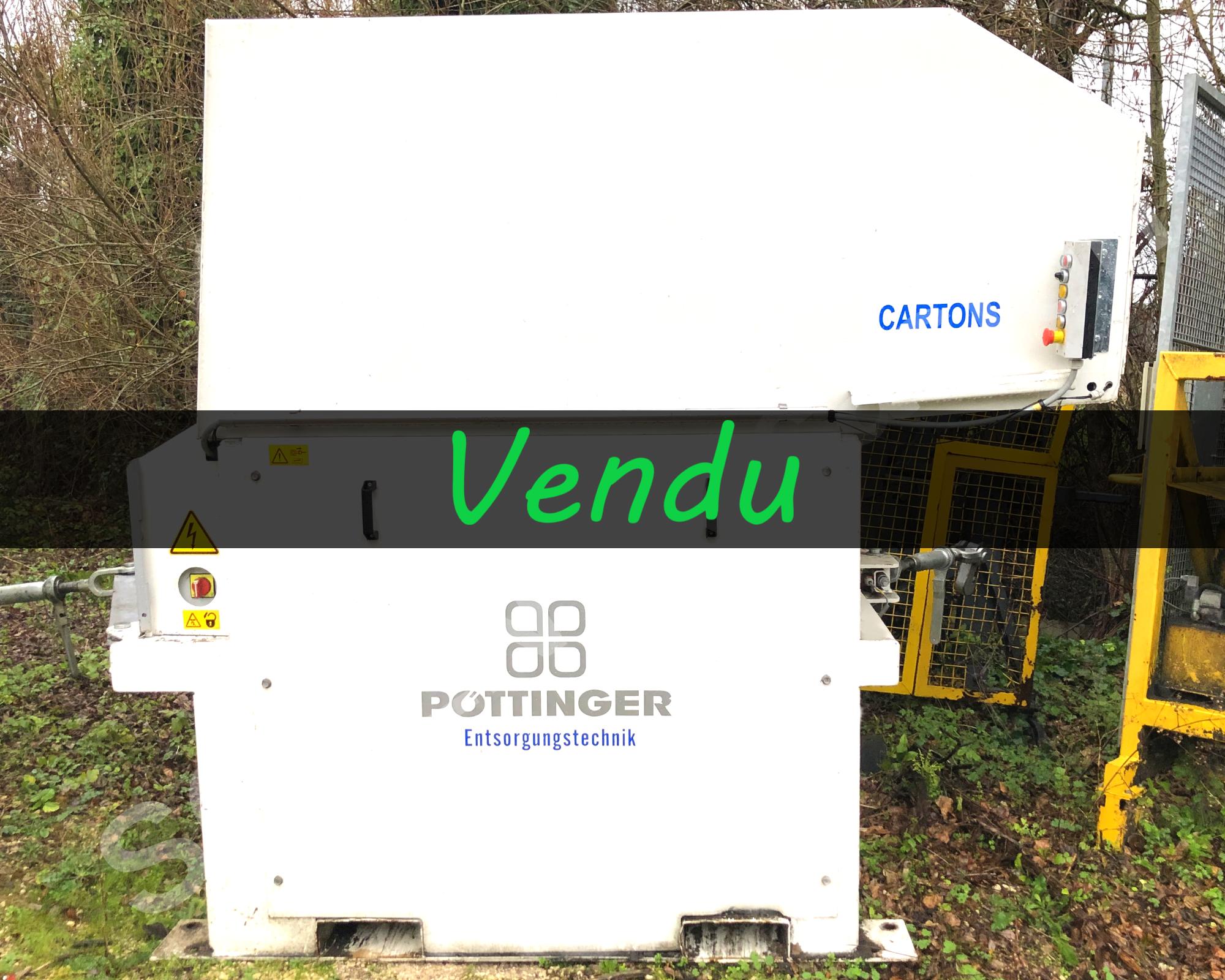Compacteurs à Vis SSC15 POTTINGER - 3