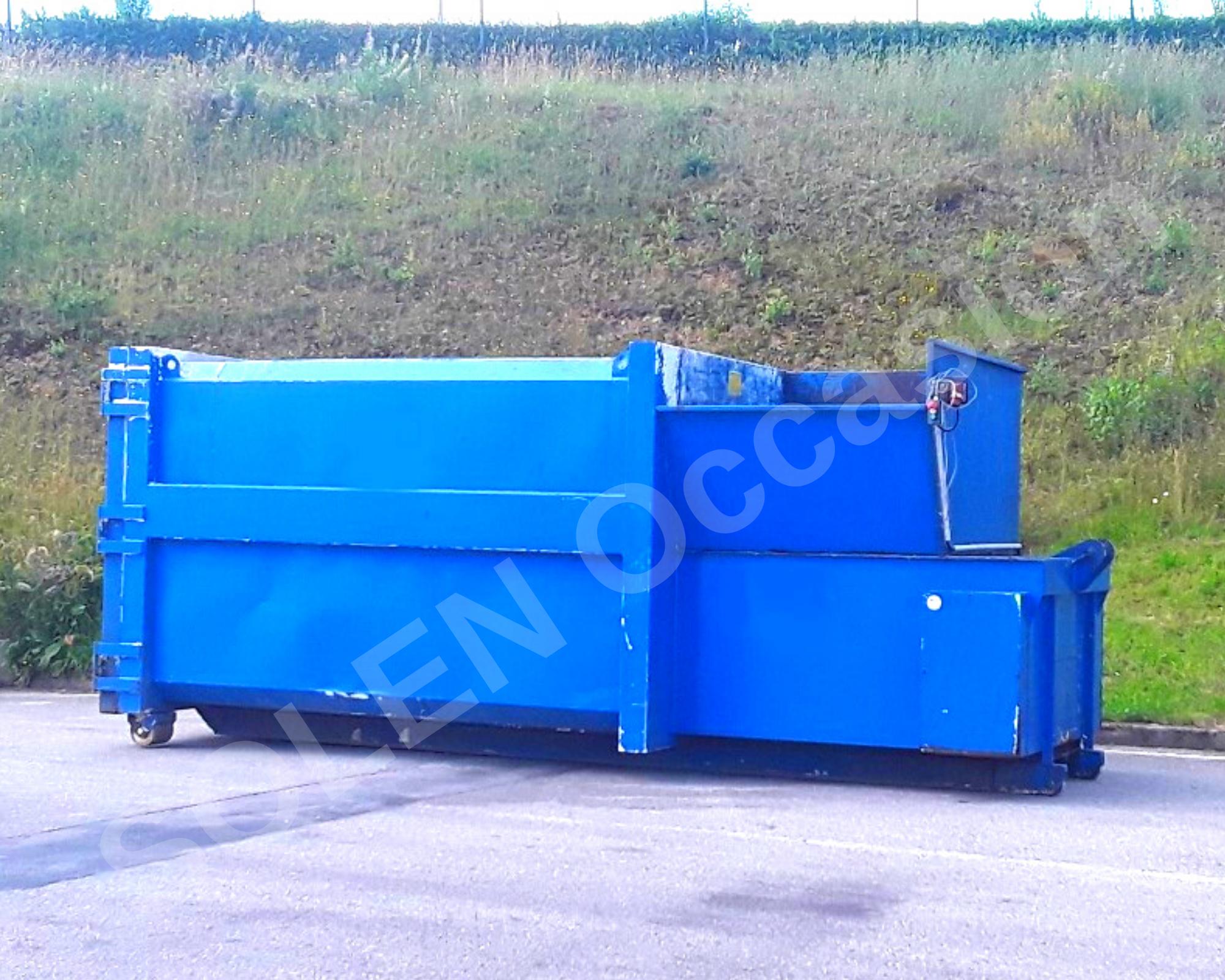 Compacteurs Monoblocs à Bouclier TMC 2000 - 6