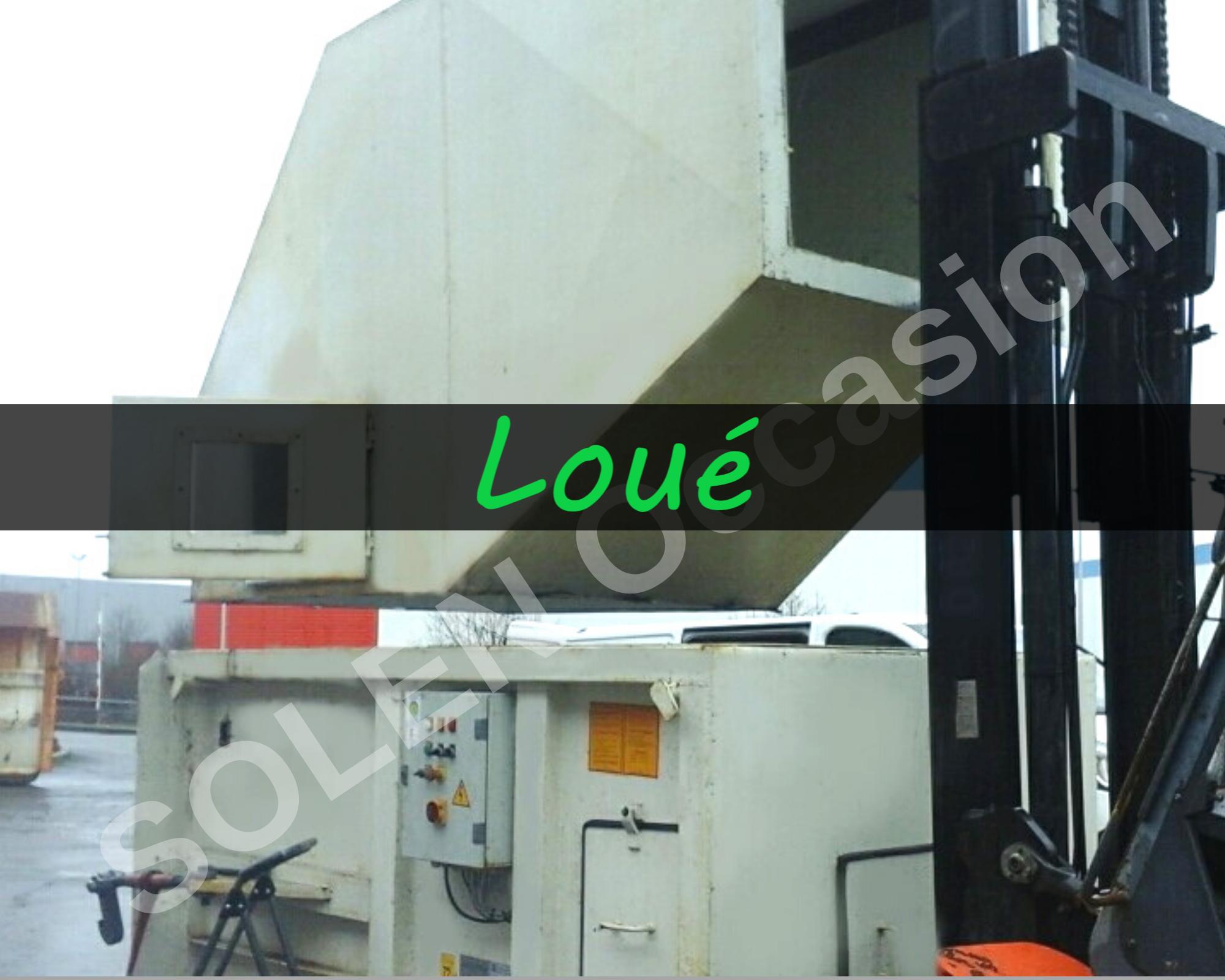 Compacteurs Poste Fixe court PF1500C - 134