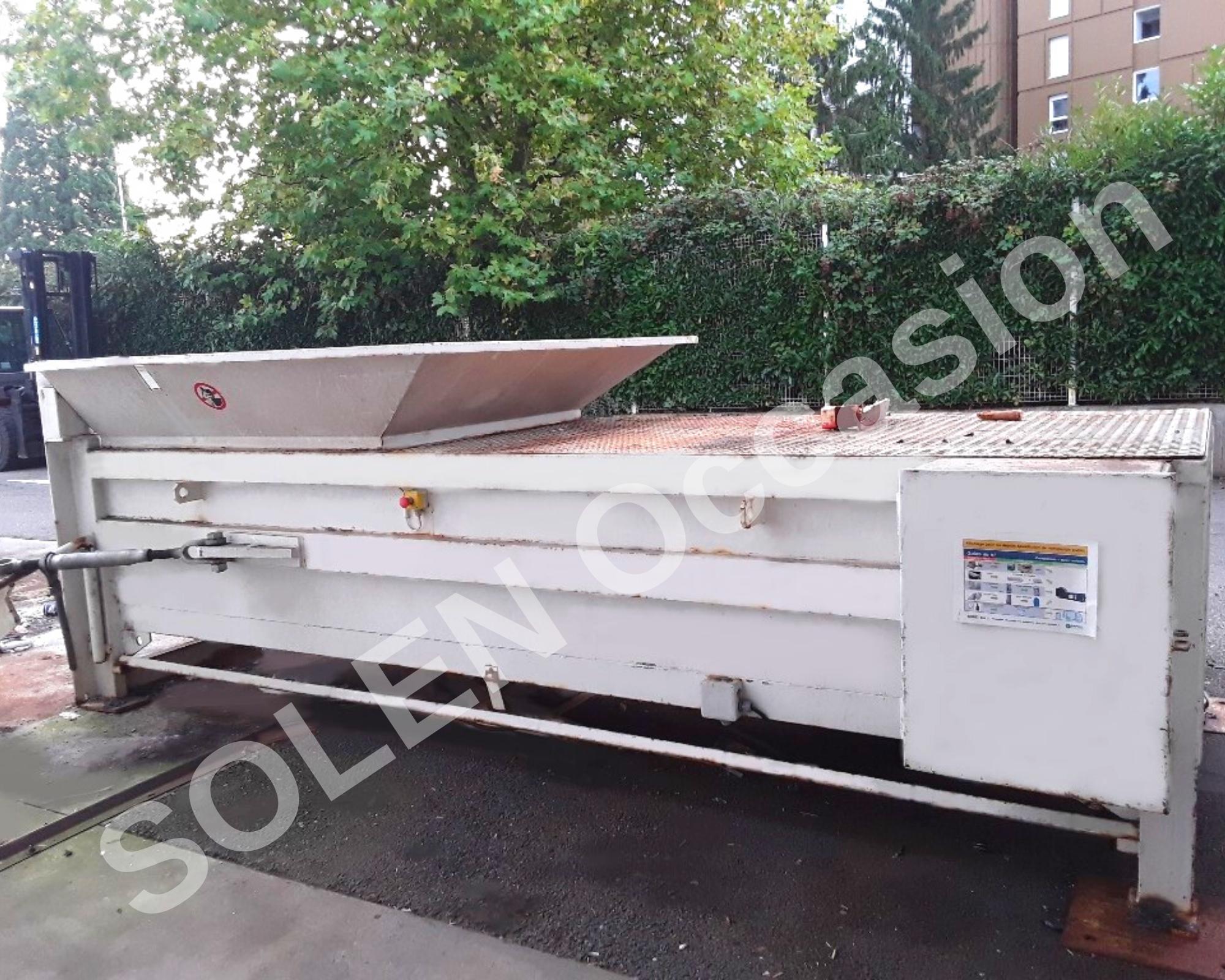 Compacteurs Poste Fixe CP215 n°0340707C